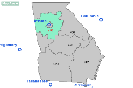 770 area code