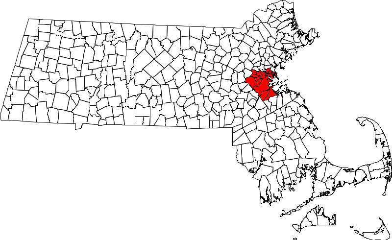 Area code 857 is an overlay of parts of area code 617.